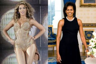 Beyonce Praises First Lady Michelle Obama In Hand Written Letter