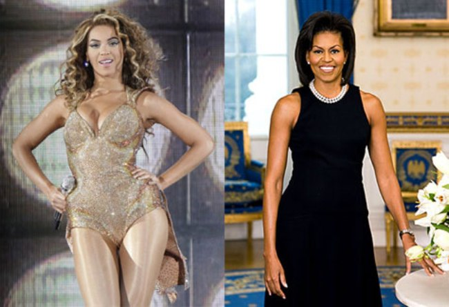 beyonce and michelle obama