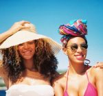 beyonce and sister solange 2012