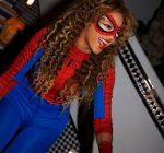 beyonce spiderman