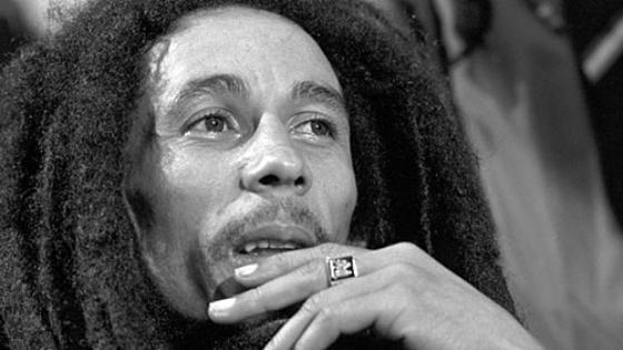 bob marley reggae legend