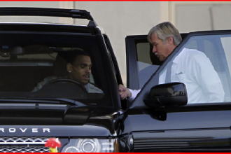 Chris Brown Treats Karrueche And Himself To New Whips [Photo]