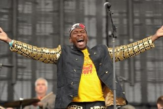 Jimmy Cliff Brings Reggae To Coachella [Video]