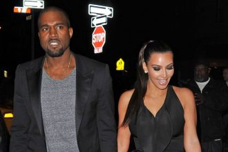 Kanye West And Kim Kardashian Suits Up For Another Date [Photo]