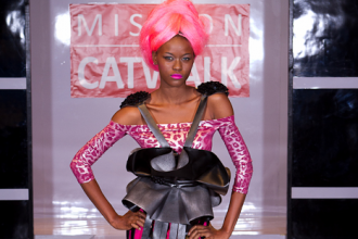 Fifth Time's The Charm: Gregory Williams Wins Mission Catwalk Challenge