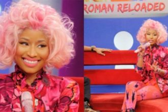 Nicki Minaj 106 & Park Take Over, Performs With 2 Chainz And Cam'ron [Video]