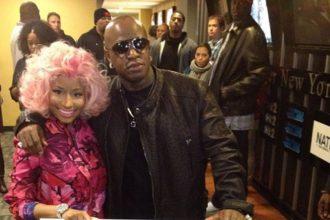 Nicki Minaj Talks Roman Reloaded, Upcoming Collaborations