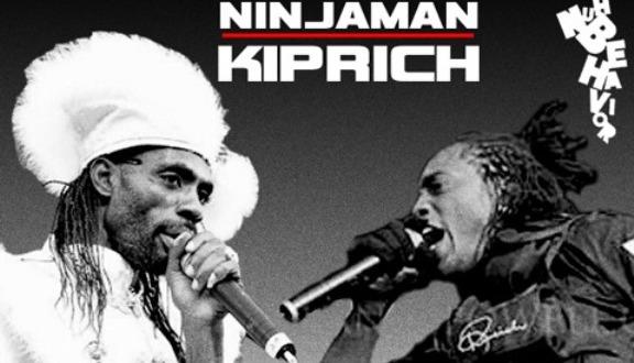 ninja man and kiprich
