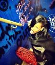 rihanna black hair 1
