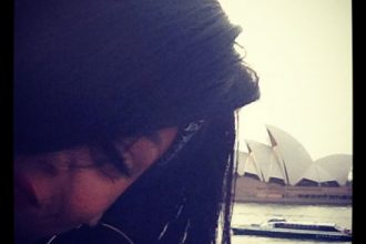 Rihanna Blows Up Instagram In Australia [Photo]