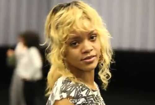 rihanna where have you been behind the scenes video