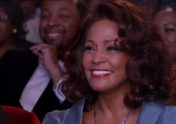 VIDEO: Whitney Houston Sparkles In
