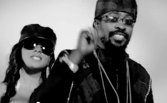 Beenie Man and Shazelle