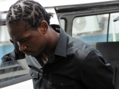 Busy Signal arrested