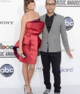 CHRISTINE TEIGEN AND JOHN LEGEND bbm 2012