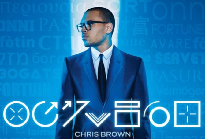 "Chris Brown Reveals ""Fortune"" Tracklisting"