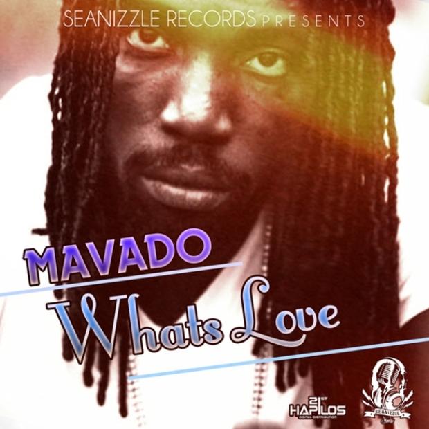 Mavado Whats Love artwork