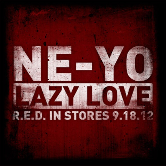 Ne-Yo Lazy Love artwork cover