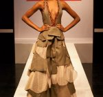 Rebecca Stirms turtle-inspired gala design