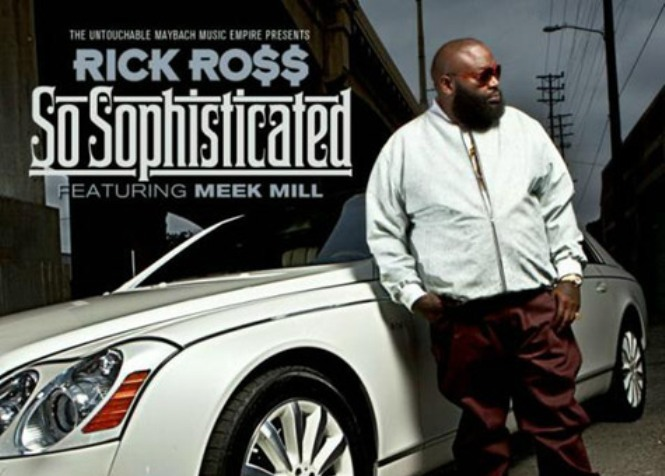 Rick Ross Sophisticated music