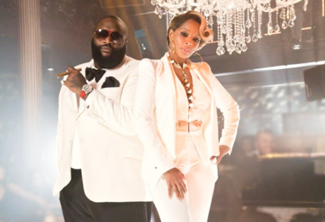 Rick Ross and mary j blige