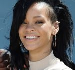 Rihanna Battleship photo call 2012