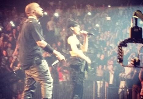Rihanna watch the throne