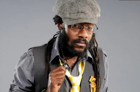 Tarrus Riley reggae artist