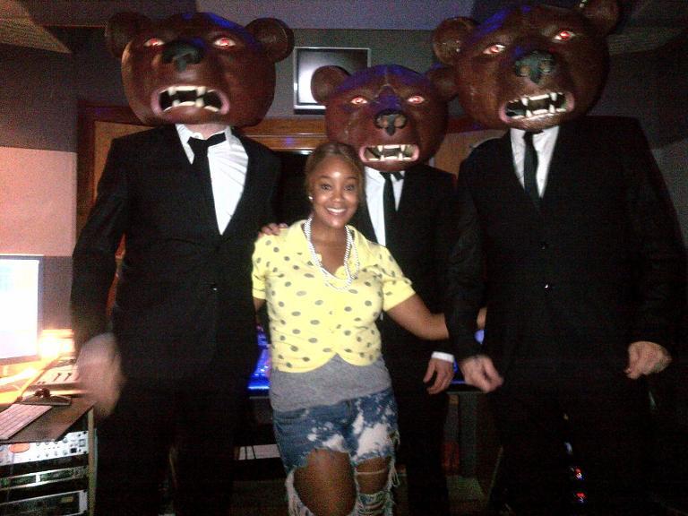 Tifa and The Teddy Bears