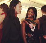 alexander wang azalia banks met gala 2012