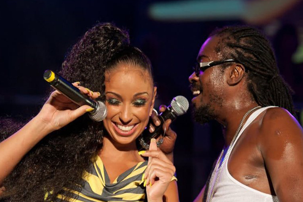 beenie man and mya