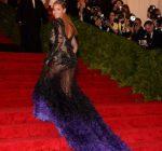 beyonce met gala 1 2012