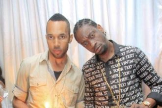 Spotted: Cham And Bounty Killer Party With The Ladies At Naughty Tuesdays [Photo]
