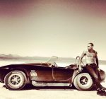 chris brown vintage car