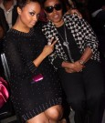 chrisette michele and her mother