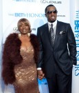 diddy and his mother