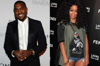 Kanye West Signs Teyana Taylor To G.O.O.D. Music