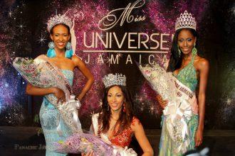 Chantal Zaky Crowned Miss Universe Jamaica