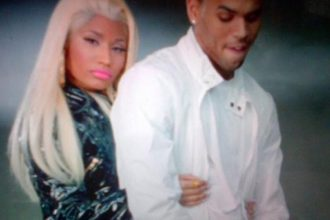 "Nicki Minaj & Chris Brown Gets Close In ""Right By My Side"" Video First Look"