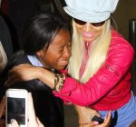 nicki minaj and fan