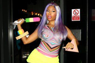 Nicki Minaj Inks Global Marketing Deal With Pepsi