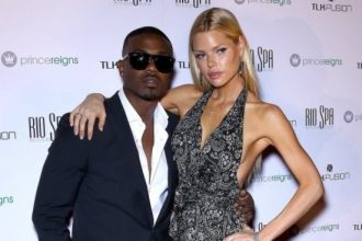 How Sophie Monk Saves Ray J's Life