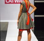 rebecca stim dress mission catwalk 2