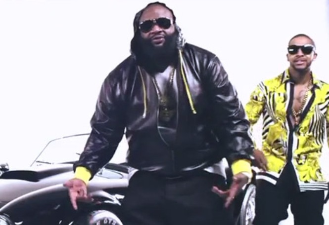 rick ross and omarion