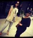 rihanna and her mother