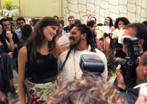TO: Rohan Marley To Marry Brazilian Model Girlfriend Isabeli Fontana ...