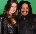 rohan marley and girlfriend isabeli