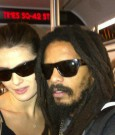 rohan marley and wife isabeli fontana