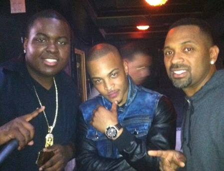 sean kingston mike epps TI