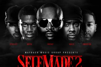 "Maybach Music Group ""Self Made, Vol. 2"" Album Cover & Tracklisting"